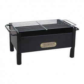 Barbecue Portable Algon Fer Noir