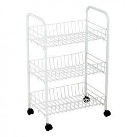 Vegetable trolley Confortime White