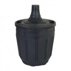 Water Jug La Mediterránea Black