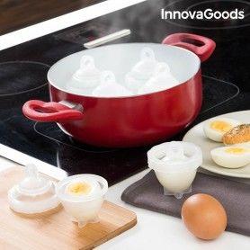 InnovaGoods Egg Boiler Set (Pack of 7)
