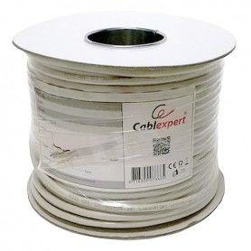 CAT 6 UTP Cable GEMBIRD UPC-6004SE-SOL/100 (100 m) Coil Grey