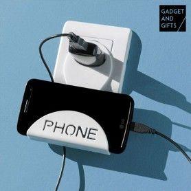 Support de Recharge pour Téléphones Portables Phone