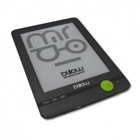 "EBook Billow E03FLC E-Ink 6"" Front light 800 x 600 1 x USB 2.0 Micro SD/Mini USB"