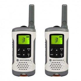 Talkie-walkie Motorola TLKR T50 Blanc
