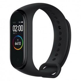 "Activity Bangle Xiaomi Mi Smart Band 4 0,95"" AMOLED Bluetooth 5.0 Black"