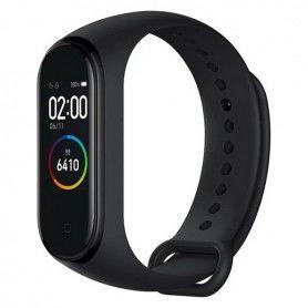 """Bracelet d'activités Xiaomi Mi Smart Band 4 0,95"""" AMOLED Bluetooth 5.0 Noir"""
