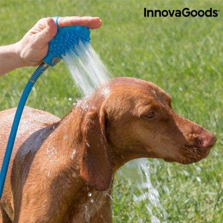 InnovaGoods Pet Hose Scrubber
