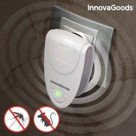 Répulsif Ultrasons d'insectes et de Rongeurs Mini InnovaGoods