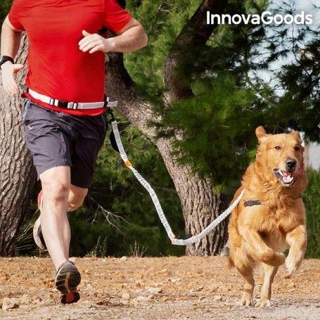 Correa para Perros Manos Libres InnovaGoods
