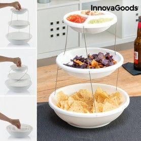 InnovaGoods Twist & Fold Bowls