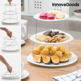 InnovaGoods Twist & Fold Plates