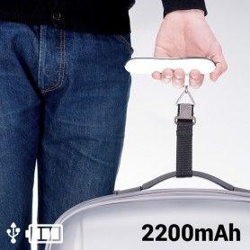 balance pour Valises avec Power Bank 2200 mAh 145336