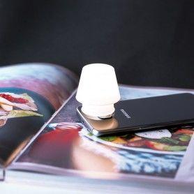 Soporte para Smartphone con Forma de Lámpara LED 145285
