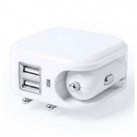 USB Charger for Wall and Car 2100 mAh 145578