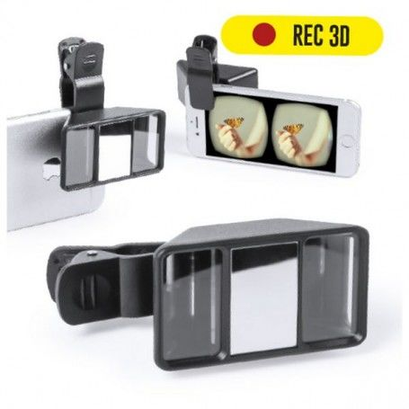 3D Lens for Smartphone Camera 145633