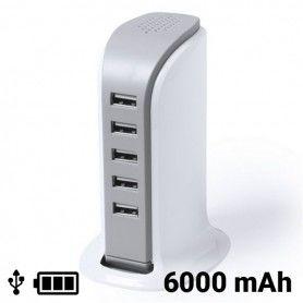 USB Desktop Charger 6000 mAh 145309