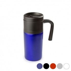 Taza con Tapa (400 ml) 144738