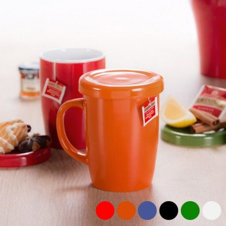 Cup with lid (380 ml) 144706