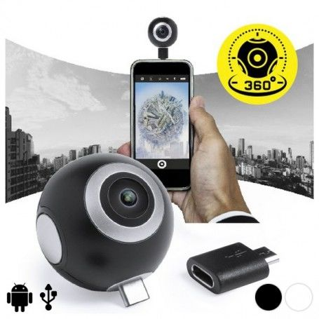 360º Camera for Smartphone HD 145771