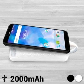 Power Bank with Suction Pads 2000 mAh 145325