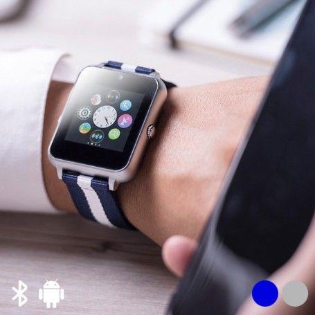 "Smartwatch 1,54"" LCD Bluetooth 146053"