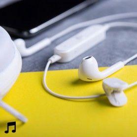 Auriculares Bluetooth con Micrófono 145953