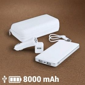 Set of Chargers 8000 mAh (3 pcs) 144967