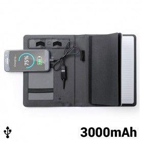 Notepad with Power Bank 3000 mAh 145397