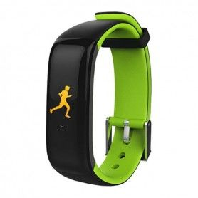 "Activity Bangle BRIGMTON BSPORT-15-V 0,96"" OLED 150 mAh Bluetooth 4.0 Green"