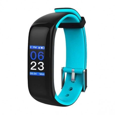 "Activity Bangle BRIGMTON BSPORT-15-A 0,96"" OLED 150 mAh Bluetooth 4.0 Blue"