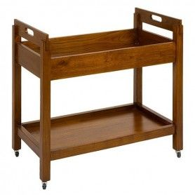 Serving trolley Wood (80 x 45 x 80 cm)