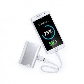 Power Bank with Bluetooth Headphones 145950