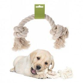 Cuerda con Doble Nudo para Perros