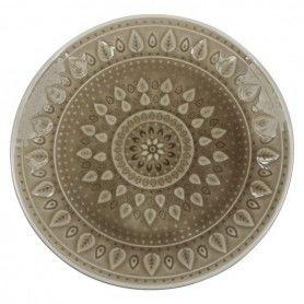 Flat plate Natural (20 X 20 x 2 cm)