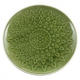 Assiette plate Natural (26 X 26 x 2 cm)