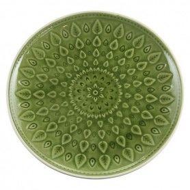 Flat plate Natural (26 X 26 x 2 cm)