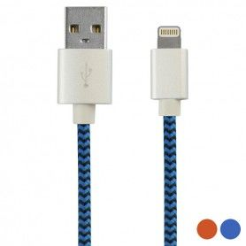 Cable USB a Lightning 1 m