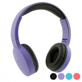 Foldable Headphones with Bluetooth Go & Play Travel