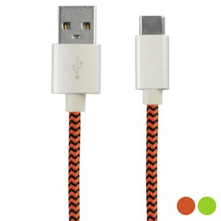 USB-C Cable 2.4A 1 m