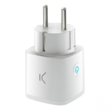 Smart Plug Smart Energy Mini WIFI 250V White