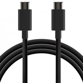 USB-C to USB-C Cable 1 m Black