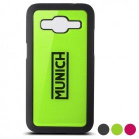 Mobile cover Galaxy Core Prime Munich Fluor Line