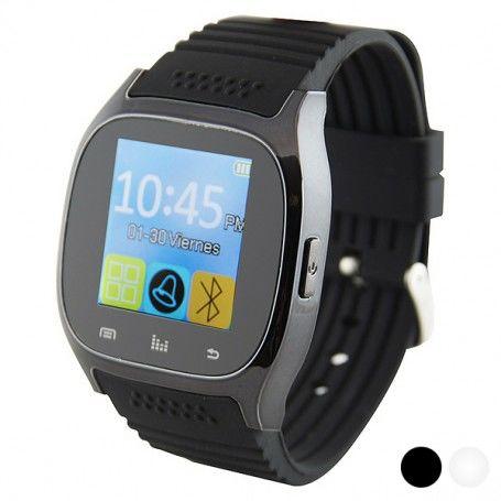 "Smartwatch 1,44"" LCD Bluetooth 3.0 230 mAh"