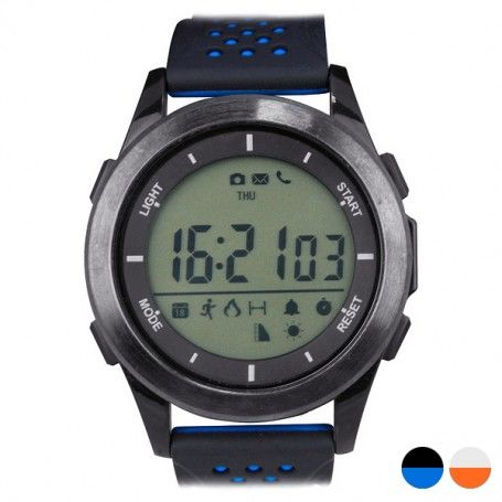 Smart Watch with Pedometer Fitness Explorer 2 LCD Bluetooth 4.0 IP68