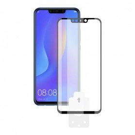 Tempered Glass Mobile Screen Protector Huawei Mate 20 Pro 3D Black