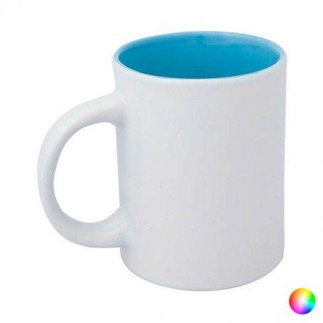 Ceramic Mug (370 ml) Bicoloured 149464