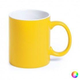 Tasse en Céramique (350 ml) Bicolore 145291