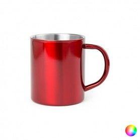Tasse en Acier Inoxydable (280 ml) Bicolore 144656