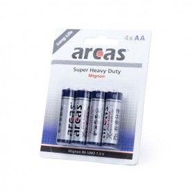 Pilas AA/R06 1,5V (4 uds) 142308