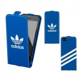Mobile Cover Case Galaxy S4 Mini Adidas Blue
